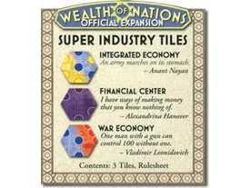 国富論:産業タイル(拡張セット)の画像