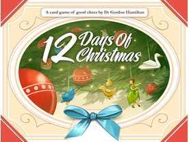 クリスマスの12日の画像