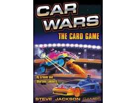 カーウォーズ・ザ・カードゲームの画像