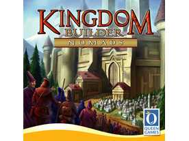 キングダムビルダー:遊牧民(Kingdom Builder: Nomads)