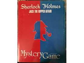 シャーロックホームズ:切り裂きジャック事件の画像