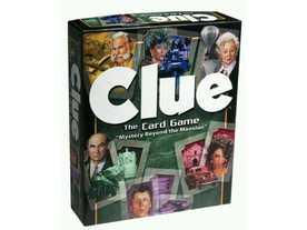 クルー:カードゲーム(Clue: The Card Game)