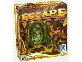 エスケープ(Escape: The Curse of the Temple)