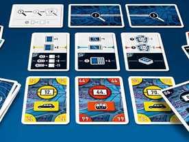 スコットランドヤード カードゲームの画像