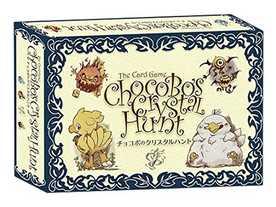 チョコボのクリスタルハント(Chocobo's Crystal Hunt)