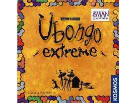 ウボンゴ:エクストリーム(Ubongo Extreme)