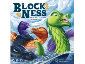 おじゃまっシー(Block Ness)