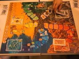 ロスト・シティ:ボードゲームの画像