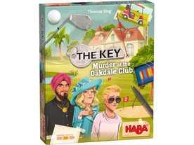 ザ・キー:オークデールクラブ殺人事件(The Key: Murder at the Oakdale Club)