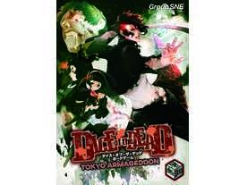ダイス・オブ・ザ・デッド ボードゲーム TOKYO ARMAGEDDONの画像