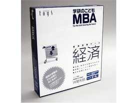 学研のこどもMBA 価格変動ゲーム 経済(Gakken no kodomo MBA kakaku hendo game Keizai)