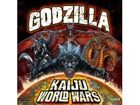 ゴジラ:怪獣世界戦争の画像