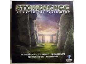 ストーンヘンジ(Stonehenge: An Anthology Board Game)