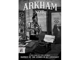 アーカム・ノワール:事件簿1(Arkham Noir: Case #1 – The Witch Cult Murders)