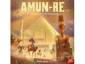 アメン・ラー:カードゲーム(Amun-Re: The Card Game)