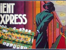 オリエント急行殺人事件(Orient Express / Tatort Nachtexpress)