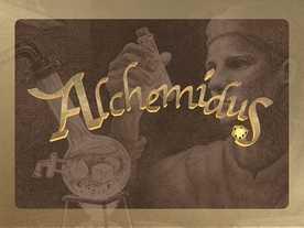 アルケミダスの画像