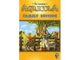 アグリコラ:ファミリーバージョン(Agricola: Family Edition)
