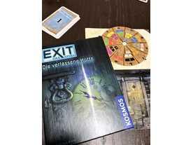 脱出:ザ・ゲーム 荒れはてた小屋の画像