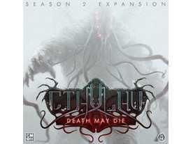 クトゥルフ:死もまた死すべし シーズン2(拡張)の画像
