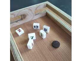 モルックボード(Molkky Board)