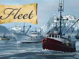 フリート:漁業船団(Fleet)