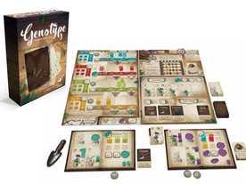 ジェノタイプ:メンデリアン・ジェネティクス・ゲームの画像