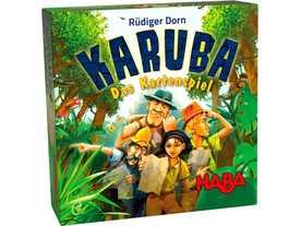 カルバ:カードゲーム(Karuba: Das Kartenspiel)