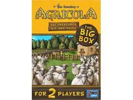 アグリコラ:牧場の動物たち THE BIG BOXの画像