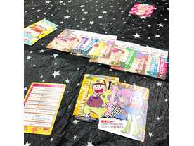 おそ松さんラブレターボードゲーム(OSOMATSUSAN LOVE LETTER BOARD GAME)