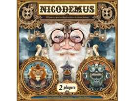 ニコデマスの画像