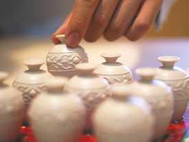 アラビアの壺(The Arabian Pots)