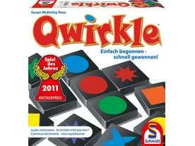 クゥワークル(クワークル)(Qwirkle)