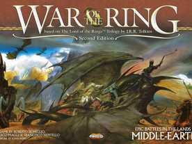 ウォー・オブ・ザ・リング(第二版)(War of the Ring (Second Edition))
