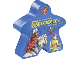 カルカソンヌ:10周年記念版(Carcassonne: 10 Year Special Edition)