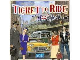 チケットトゥライド:ニューヨークの画像