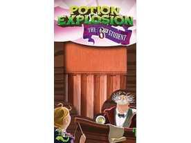 ポーションエクスプロージョン:第六の生徒(Potion Explosion: The 6th Student)