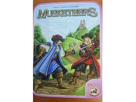 銃士(Musketeers)