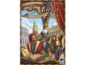 マルコポーロの旅路:拡張(The Voyages of Marco Polo: Agents of Venice)