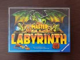 ラビリンス2:ドラゴンが護る宝(Master Labyrinth)
