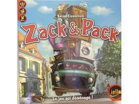 パック&スタック / ザックンパックの画像