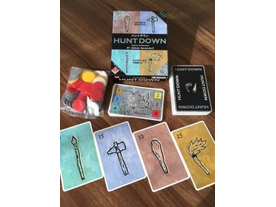 ハントダウン(HUNT DOWN)