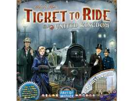 チケットトゥライド:イギリス&ペンシルバニア(Ticket to Ride: Map Collection Volume 5 United Kingdom and Pennsylvania)