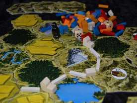 カタンの開拓者たち:命の水の画像