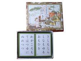 小倉百人一首(Ogura Hyakunin Isshu)