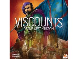 西フランク王国の子爵(Viscounts of the West Kingdom)