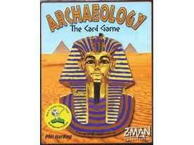 考古学:カードゲーム(Archaeology: The Card Game)