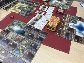 ふたつの街の物語:キャピタルズの画像