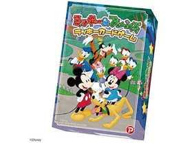 ミッキー&フレンズ ラッキーカードゲームの画像