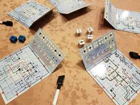 レイルロード・インク:ディープブルー・エディションの画像